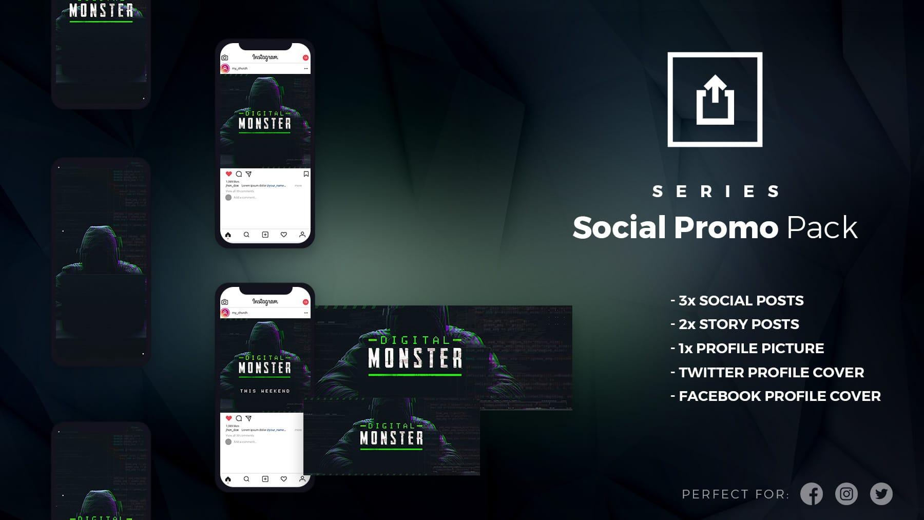 Digm Social Promo