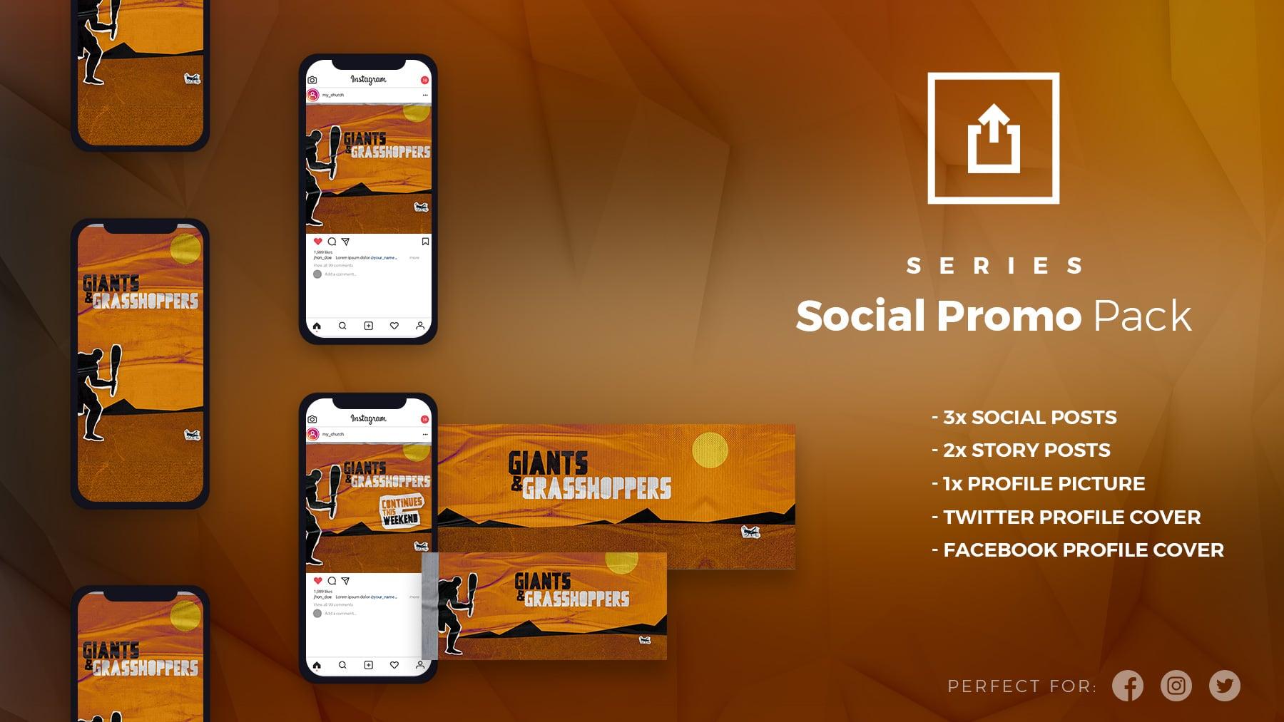Gagr Social Promo