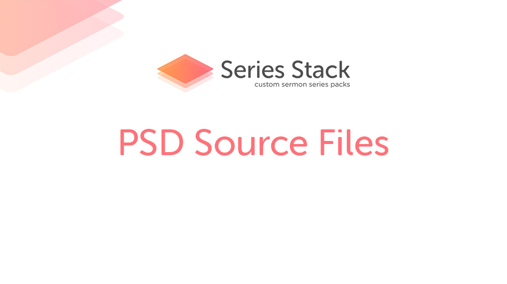 product psd files