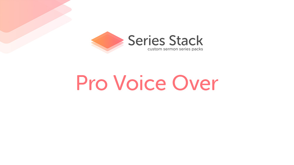 product voice over