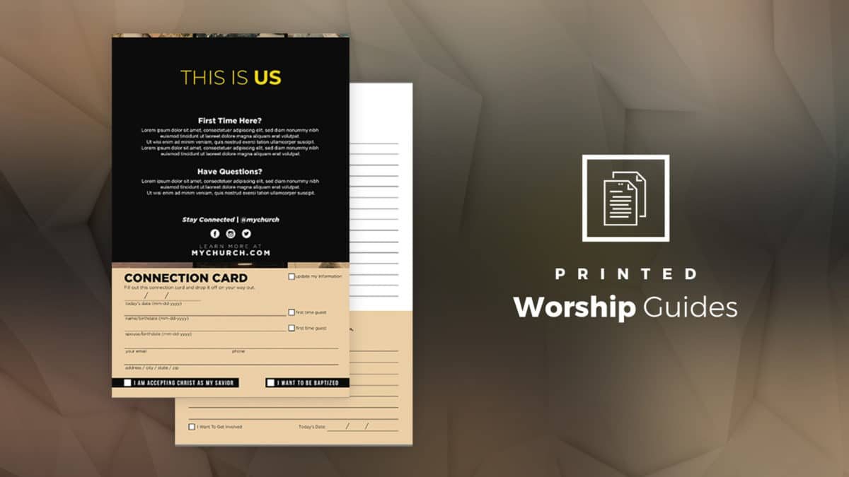 Tius Worship Guide