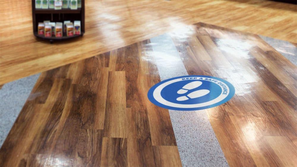 Floor Graphic 03