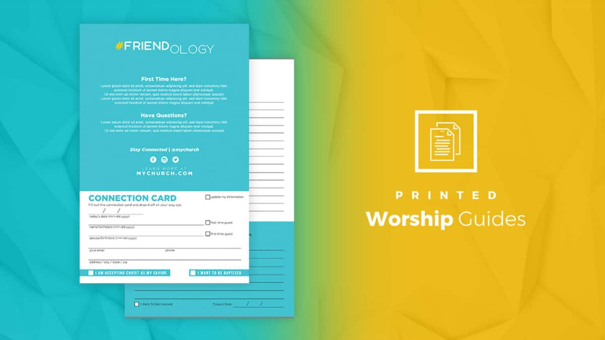 Frnd Worship Guide