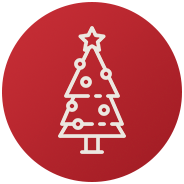 Menu Icon Christmas