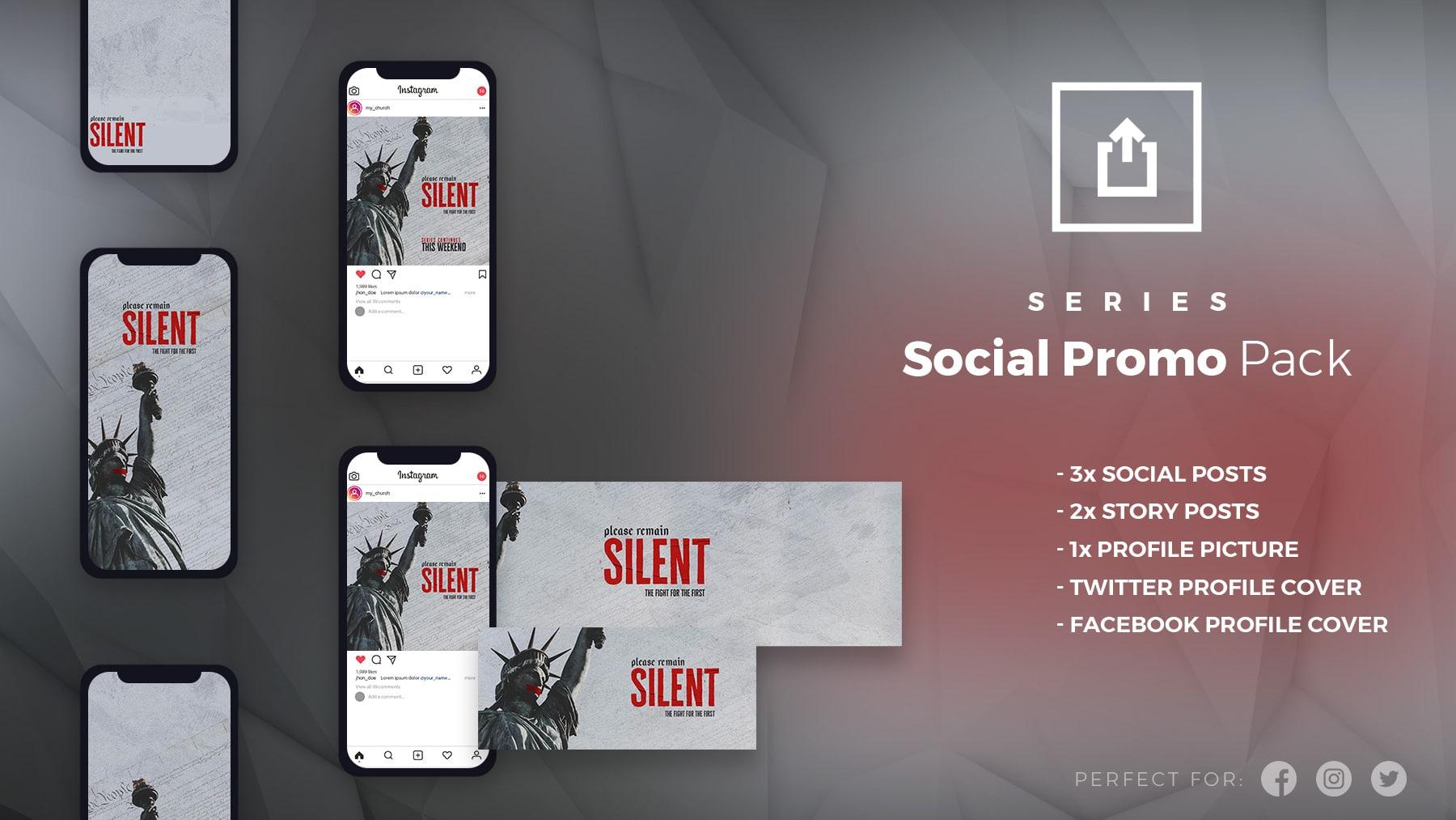 Silc Social Promo
