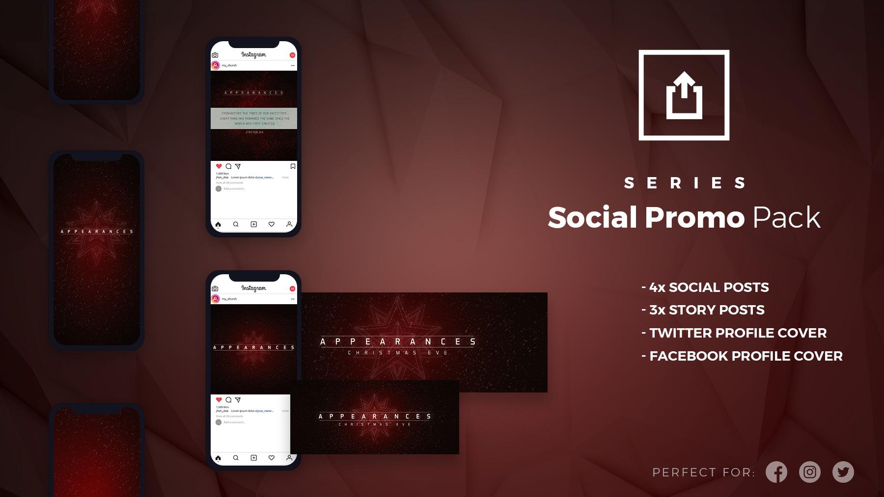 Apnc Social Promo