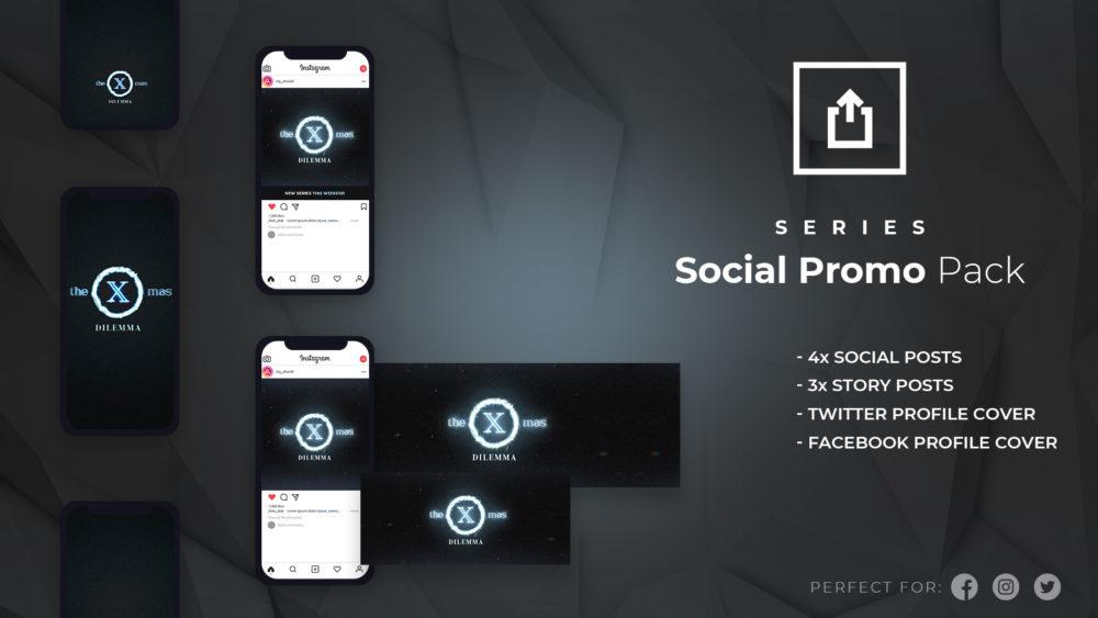 Xmas Social Promo