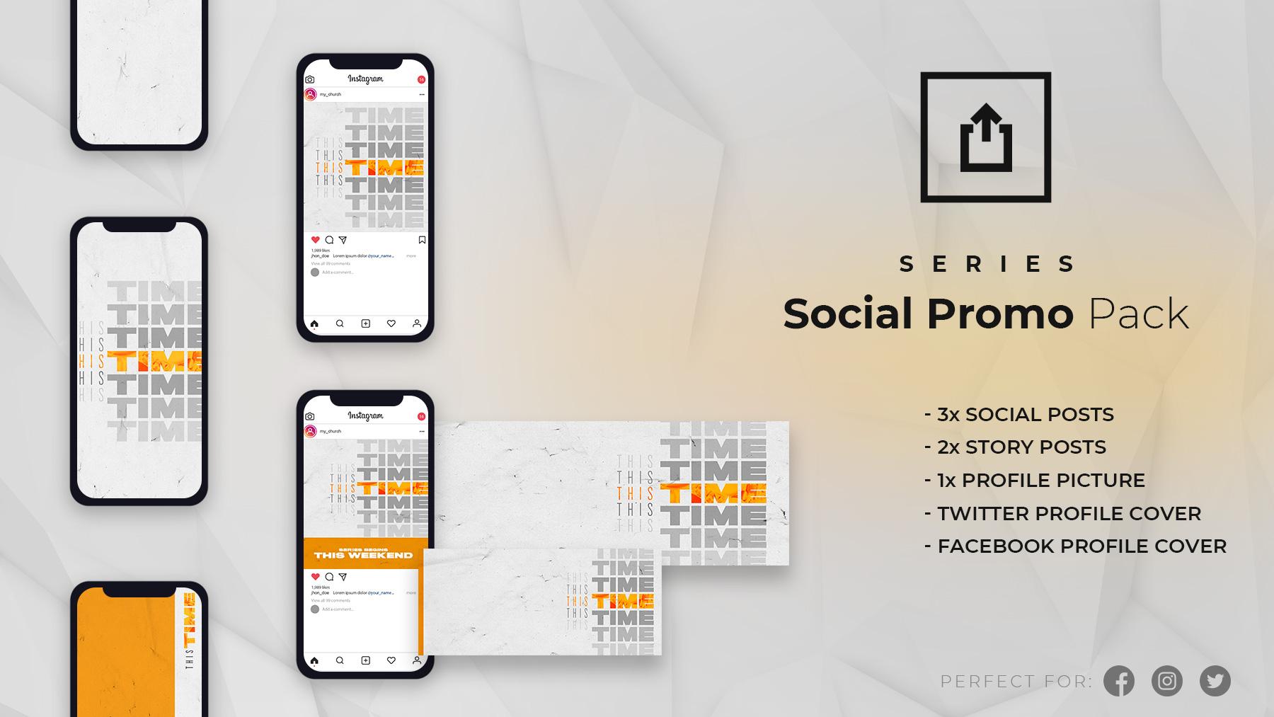Time Social Promo
