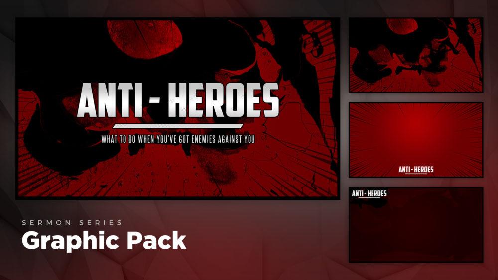 hero stills pack