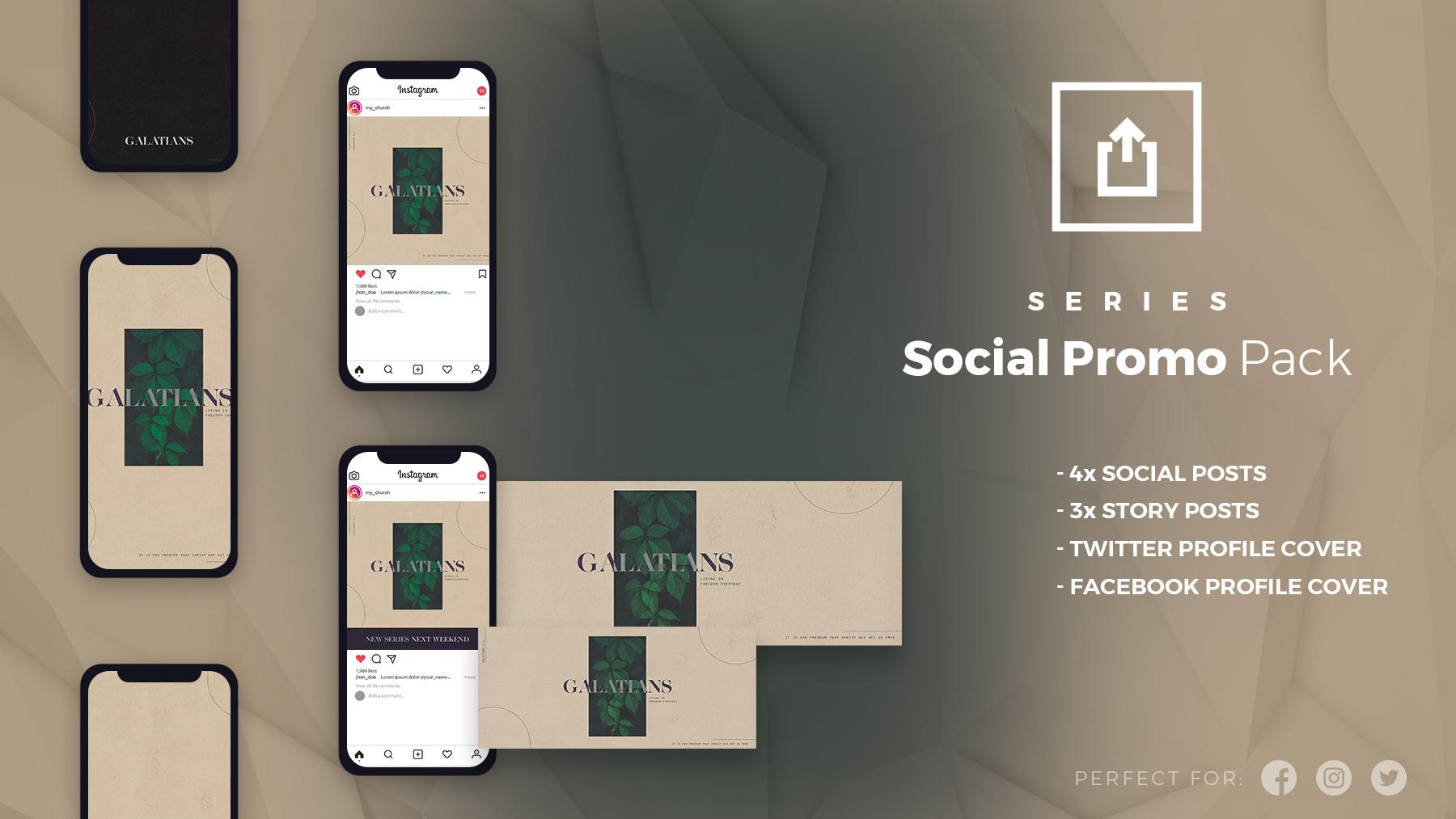 gala social promo