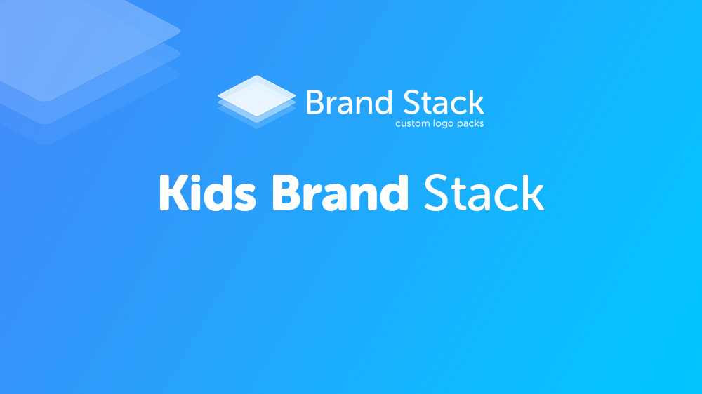 product kids brand stack