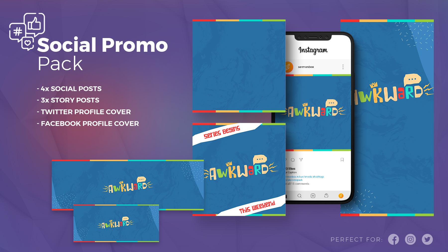 awkd social promo