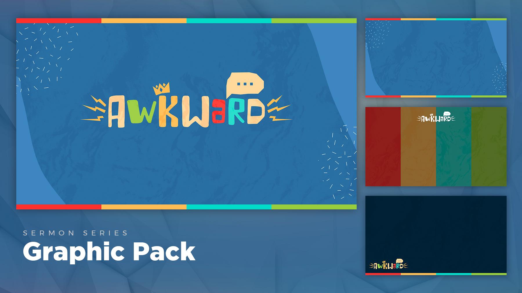 awkd stills pack