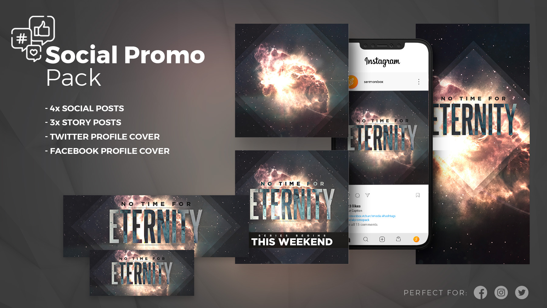 ntfe social promo