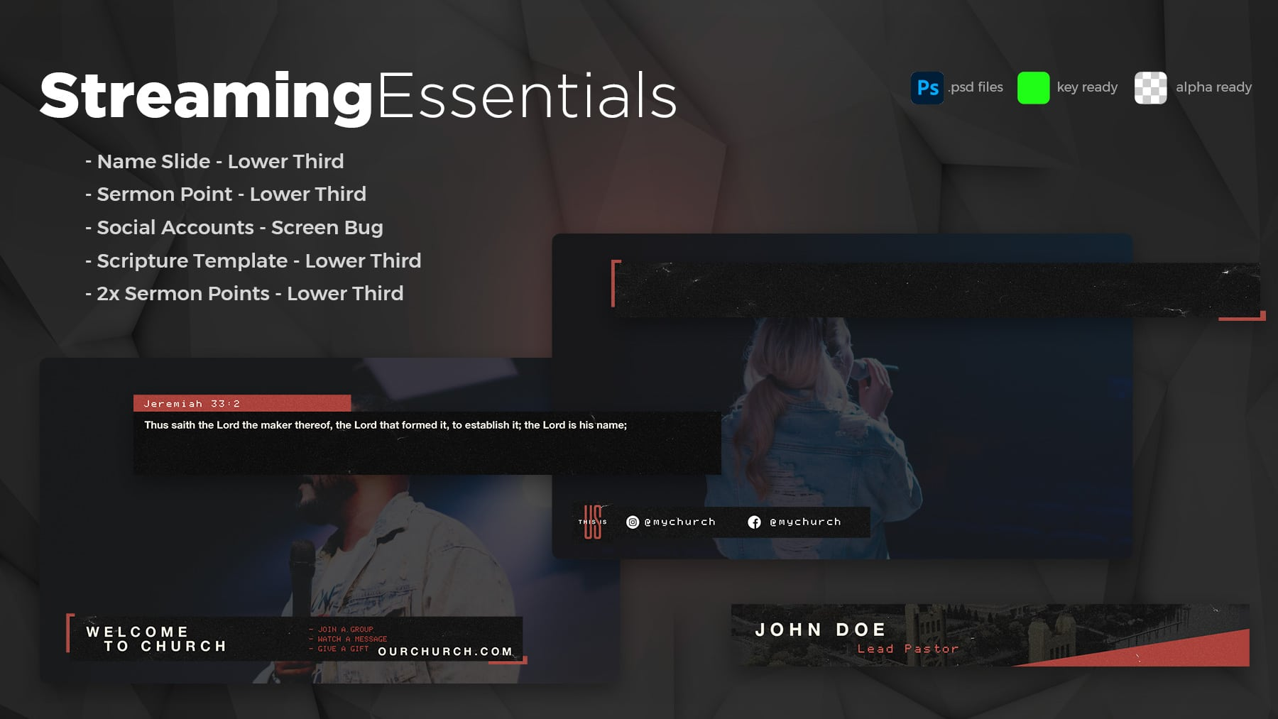this streaming essentials