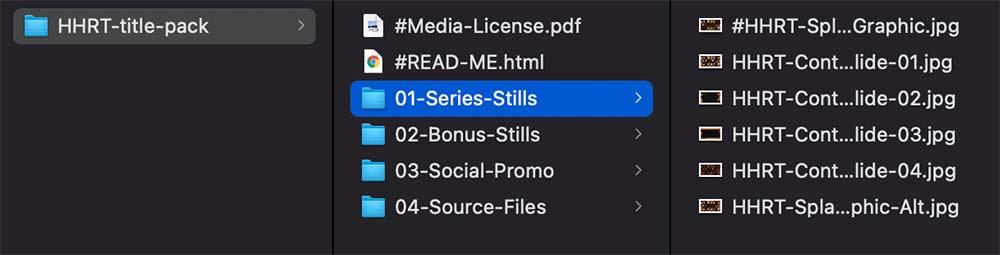 files organization
