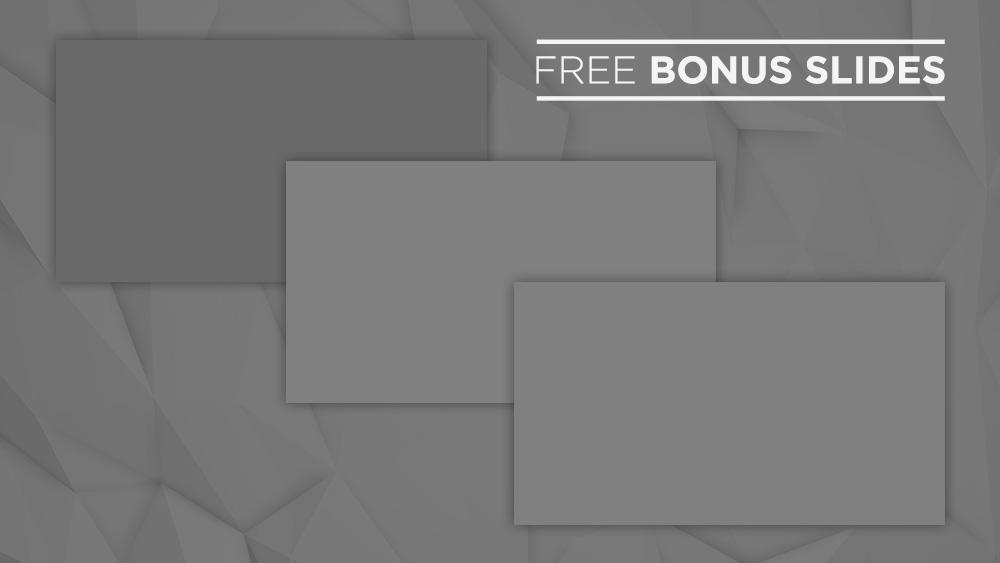 sample bonus pack